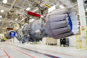 Parts for Pratt's proposed F135 upgrade will be designed for drop-in replacement during depot visits. Credit: Pratt & Whitney