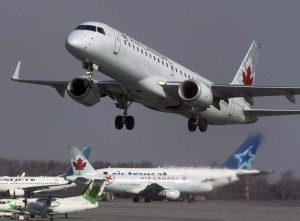 ANDREW VAUGHAN / THE CANADIAN PRESS FILES Air Canada said Thursday it has signed agreements with three of its key suppliers to help them create a Western Canada Centre of Excellence for aircraft maintenance work in Manitoba.