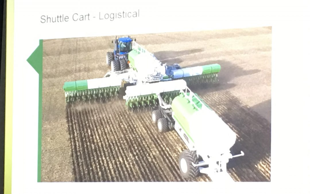Precision Agriculture and Aerospace